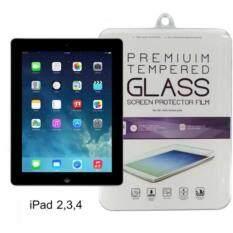 ฟิล์มกระจกกันรอยนิรภัย สำหรับ iPad 2 3 4 2.5 C 0.44mm