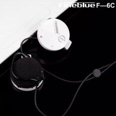 ซื้อ Fineblue F6 C One With Two Headphone Fm Tf Card Stereo Bluetooth Earphone White จีน