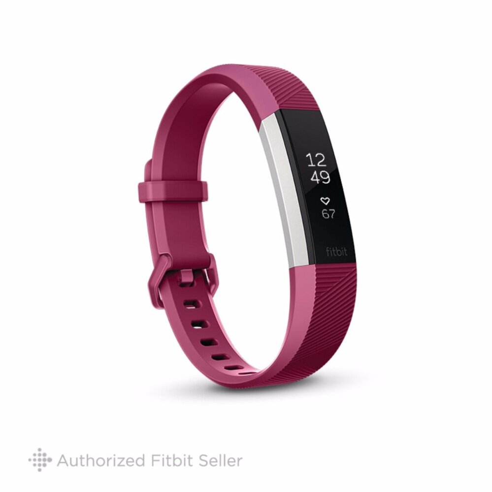 FITBIT ALTA HR BLACK SMALL