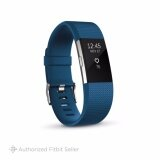 ทบทวน Fitbit Charge 2 Blue Silver Small