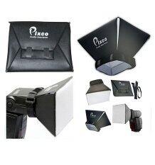 ขาย Flash Diffuser Soft Box Black ราคาถูกที่สุด