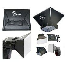 Flash Diffuser Soft Box ( Black ).