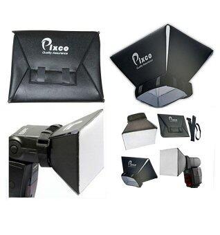 Flash Diffuser Soft Box ( Black )