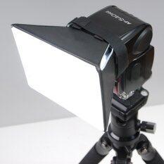 ยูนิเวอร์แซลสตูดิโอแวบมาหาป๊อปอัพกล่อง ๆ สำหรับ Canon Nikon Sigma (สีดำ) - Intl.