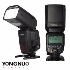 ขาย ซื้อ Flash Yongnuo Yn600Ex Rt Ii Optical Master Ttl Hss For Canon