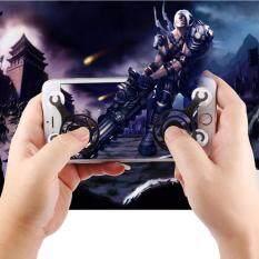 จอยเกมส์สติก FLING MINI JOYSTICKหมดปัญหา นิ้วล้อค ปวดฝ่ามือ ปวดนิ้วมือ เล็บยาวก็เล่นได้