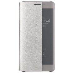 ขาย Flip Phone Case Auto Sleep Wake Leather Phone Cover Business Full Cover Phone Case For Huawei Mate9 Pro Huawei Mate9 Porsche Intl Blessume ถูก