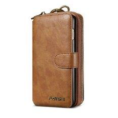 ขาย Floveme For Samsung Galaxy S8 Plus Wallet Leather Zipper Purse Pouch Cases Intl จีน