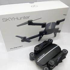 โดรนติดกล้อง Sky Hunter X8 พับขา RC FPV ส่งสัญญาณภาพ HD 720P แบบ Real Time