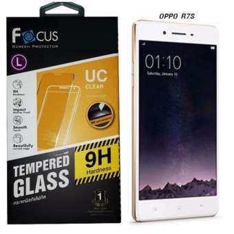 Focus ฟิล์มกระจกโฟกัส ฟิล์มกระจกออปโป  OPPO R7S    โฟกัสแท้ คุณภาพดี รับประกันสินค้า-
