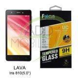 ราคา Focus ฟิล์มกระจกนิรภัยโฟกัส Ais Lava Iris 810 5 Tempered Glass