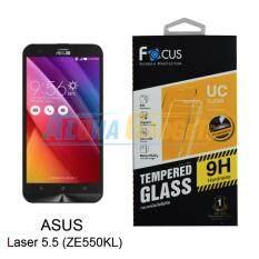 ราคา Focus ฟิล์มกระจกนิรภัยโฟกัส Asus Zenfone 2 Laser 5 5 Tempered Glass ใหม่