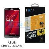Focus ฟิล์มกระจกนิรภัยโฟกัส Asus Zenfone 2 Laser 6 Tempered Glass Focus ถูก ใน กรุงเทพมหานคร