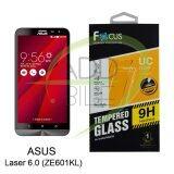 ราคา Focus ฟิล์มกระจกนิรภัยโฟกัส Asus Zenfone 2 Laser 6 Tempered Glass ใน ไทย