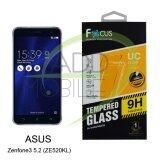 ซื้อ Focus ฟิล์มกระจกนิรภัยโฟกัส Asus Zenfone 3 5 2 Ze520Kl Tempered Glass ออนไลน์