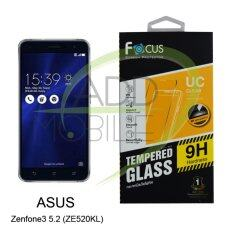 ส่วนลด Focus ฟิล์มกระจกนิรภัยโฟกัส Asus Zenfone 3 5 2 Ze520Kl Tempered Glass