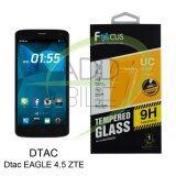 ทบทวน Focus ฟิล์มกระจกนิรภัยโฟกัส Dtac Eagle 4 5 Zte Tempered Glass Focus