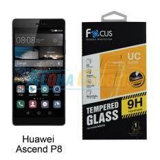 ซื้อ Focus ฟิล์มกระจกนิรภัยโฟกัส Huawei P8 Tempered Glass Focus เป็นต้นฉบับ