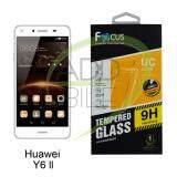 ส่วนลด Focus ฟิล์มกระจกนิรภัยโฟกัส Huawei Y6 Ii Tempered Glass Focus