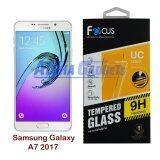 ซื้อ Focus ฟิล์มกระจกนิรภัยโฟกัส Samsung Galaxy A7 2017 Tempered Glass Focus เป็นต้นฉบับ