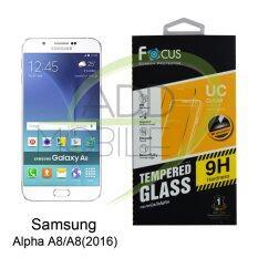ซื้อ Focus ฟิล์มกระจกนิรภัยโฟกัส Samsung Galaxy A8 Tempered Glass ไทย