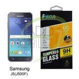 ราคา Focus ฟิล์มกระจกนิรภัยโฟกัส Samsung Galaxy J5 Tempered Glass ราคาถูกที่สุด
