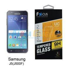 Focus ฟิล์มกระจกนิรภัยโฟกัส Samsung Galaxy J5 Tempered Glass ถูก