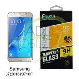 ขาย ซื้อ Focus ฟิล์มกระจกนิรภัยโฟกัส Samsung Galaxy J7 2016 Tempered Glass ใน ไทย