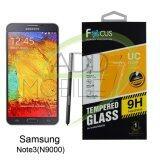 ราคา Focus ฟิล์มกระจกนิรภัยโฟกัส Samsung Galaxy Note3 Tempered Glass เป็นต้นฉบับ