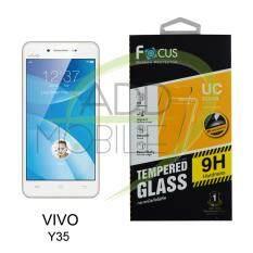 Focus ฟิล์มกระจกนิรภัยโฟกัส Vivo Y35 Tempered Glass ใน ไทย