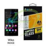 ซื้อ Focus ฟิล์มกระจกนิรภัยโฟกัส Wiko Ridge Tempered Glass ออนไลน์ ถูก