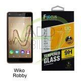 ขาย ซื้อ Focus ฟิล์มกระจกนิรภัยโฟกัส Wiko Robby Tempered Glass