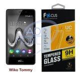 ราคา Focus ฟิล์มกระจกนิรภัยโฟกัส Wiko Tommy Tempered Glass ไทย