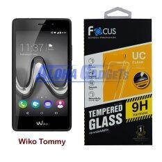 ราคา Focus ฟิล์มกระจกนิรภัยโฟกัส Wiko Tommy Tempered Glass ใหม่