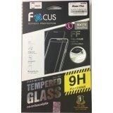 ขาย Focus Full Frame Matte กระจกนิรภัยโฟกัส ฟิล์มด้าน เต็มจอ I Phone 7Plus Black Focus