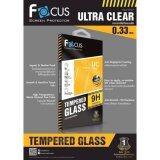 ราคา Focus กระจกกันรอยแบบใส Uc Ais Lava 4G Volte 4 Iris 560