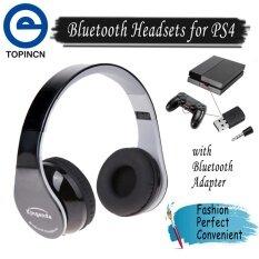 Foldable Bluetooth4 1 Wireless Gaming Headset Headphone Hifi Stereo Earphone For Ps4 Intl Unbranded Generic ถูก ใน จีน