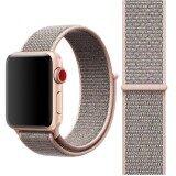 ราคา For Apple Watch Series 3 And 2 And 1 38Mm Simple Fashion Nylon Watch Strap With Magic Stick Pink Intl Sunsky ออนไลน์