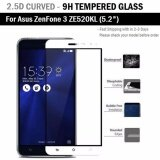 ราคา ฟิล์มกันรอย กระจก นิรภัย เต็มจอ For Asus Zenfone 3 Ze520Kl 5 2 สีขาว Premium Tempered Glass 9H 2 5D White ใหม่ล่าสุด
