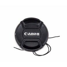 ราคา ราคาถูกที่สุด For Canon Canon Lens Cap ฝาปิดหน้าเลนส์ แคนนอน ขนาด 49 Mm
