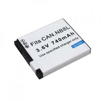 For Canon แบตเตอรี่กล้อง รุ่น NB-8L Replacement Battery for Canon