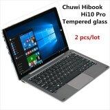 โปรโมชั่น สำหรับ Chuwi Hibook Hi10 10 1 นิ้ว 3 มิลลิเมตร 2 5D กระจกนิรภัย 2 ชิ้น ล็อต นานาชาติ