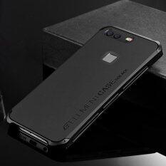 ซื้อ For Huawei Ascend P9 5 2 Inch Case Luxury Ultra Thin Element Fashion Metal Aluminum Cell Phone Cases Mobile Back Cover Black Intl จีน