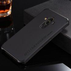 ราคา For Huawei Mate 9 5 9 Inch Case Luxury Ultra Thin Element Fashion Metal Aluminum Cell Phone Cases Mobile Back Cover Black Intl ใหม่ ถูก