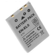 For Nikon แบตเตอรี่กล้อง รุ่น EN-EL5 / ENEL5 Replacement Battery for Nikon