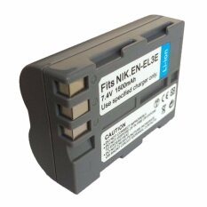 แบตเตอรี่กล้อง รุ่น EN-EL3E Replacement Battery for Nikon