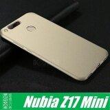 ขาย สำหรับ Nubia Z17 มินิผิวหยาบซิลิคอนโทรศัพท์กรณี 5 2 นิ้ว Nubia Z17 มินิป้องกันปกหลังซิลิโคนโทรศัพท์มือถือฝาครอบ Noziroh เป็นต้นฉบับ