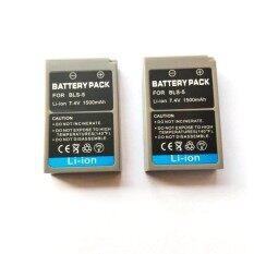 ขาย For Olympus แบตเตอรี่กล้อง รุ่น Bls 5 Ps Bls5 Replacement Battery For Olympus ถูก