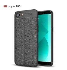ราคา สำหรับ Oppo A83 Oppoa83 5 7 กรณีโทรศัพท์กลับป้องกันสมาร์ทโฟนนุ่ม Litchi Striae กันกระแทกสำหรับ Oppoa83 กรณี นานาชาติ เป็นต้นฉบับ Unbranded Generic