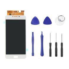 ส่วนลด For Samsung Galaxy C7 C7000 Lcd Display Touch Screen Digitizer Assembly White Intl Unbranded Generic